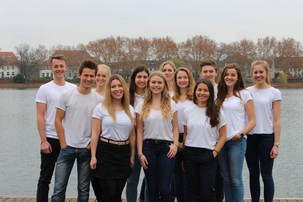 Das aktuelle Team im Wintersemester 2018